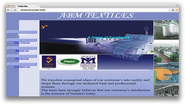 ABM Textile