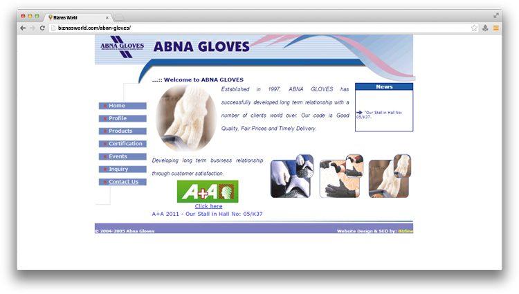 Abna Gloves