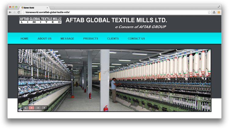 Aftab Global Textile