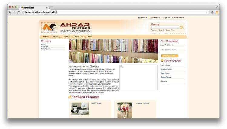 Ahrar Textile