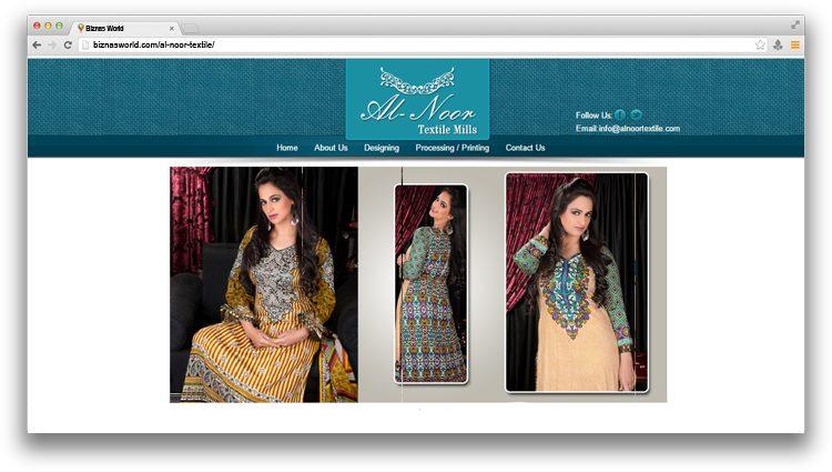 Al Noor Textile