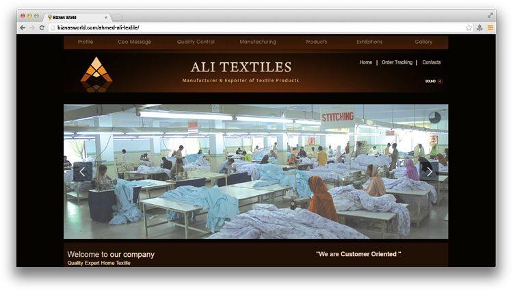 Ali Textile