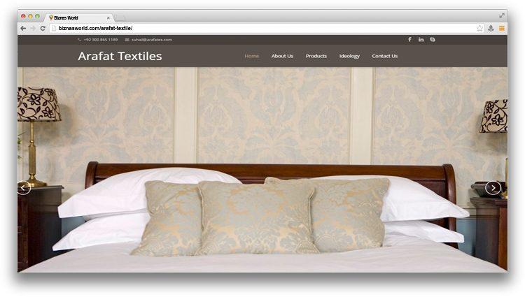 Arafat Textile