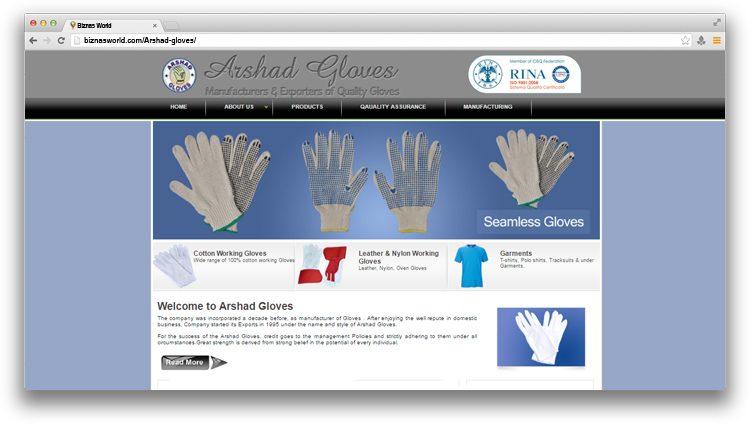 Arshad Gloves
