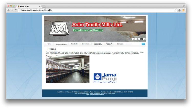 Asim Textile Mills