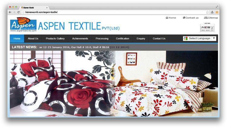 Aspen Textile