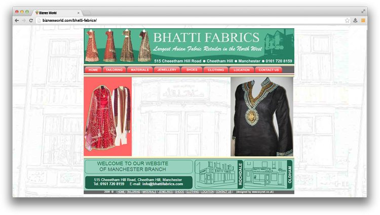 Bhatti Fabrics