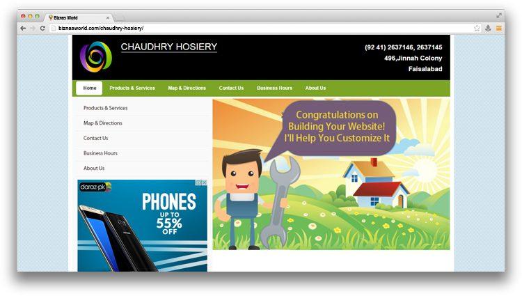 Chaudhary Hosiery