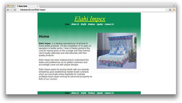 Elahi Impex