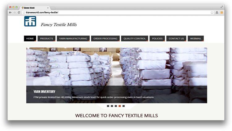 Fancy Textile MIlls