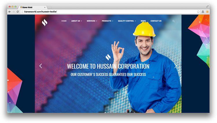 Hussain Corporation