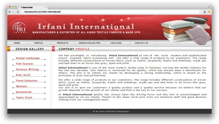 Irfani International