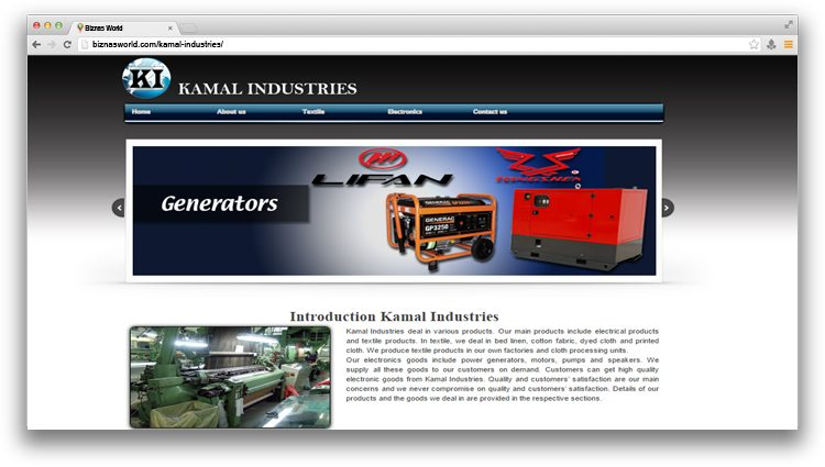 Kamal Industries