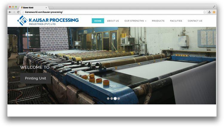 Kausar Processing