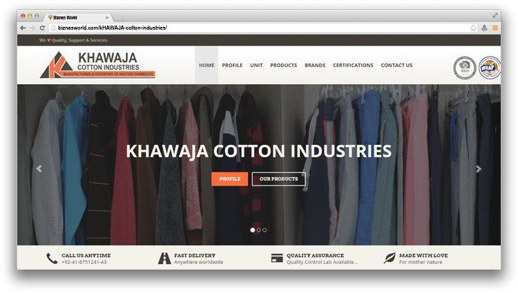 Khawaja Cotton Industries