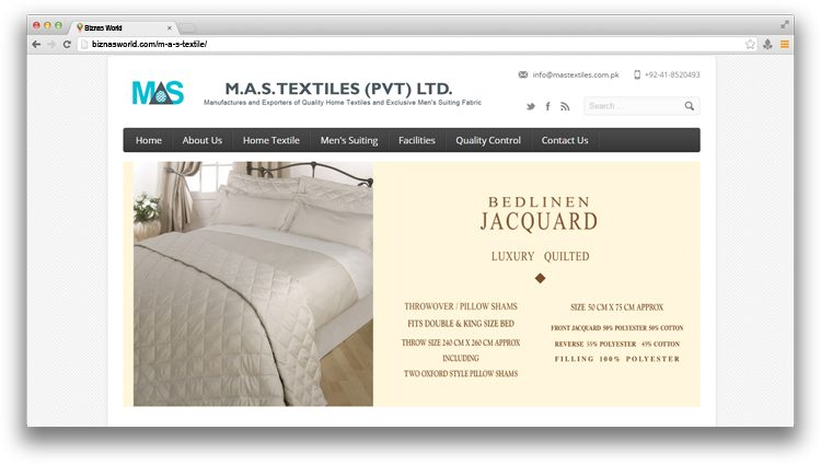 MAS Textile