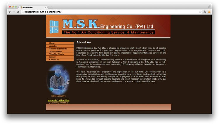 M.S.K Engineering