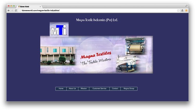 Magna Textile Industries