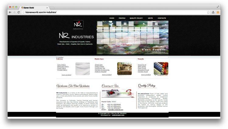 NR Industries