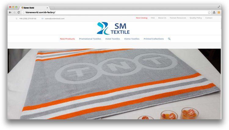 SM Textile