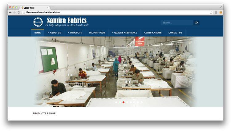 Samira Fabrics