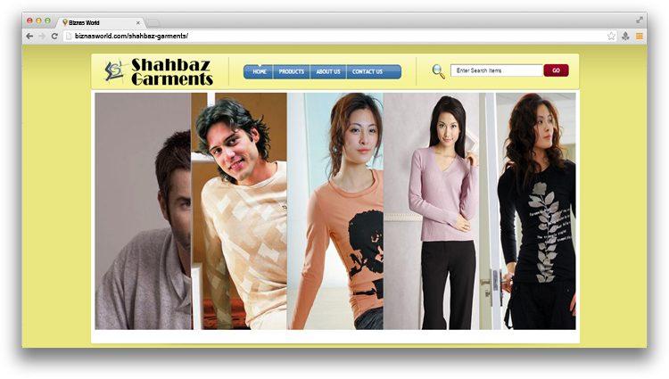 Shahbaz Garments