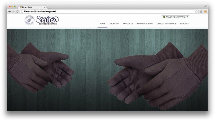 Suntex Gloves