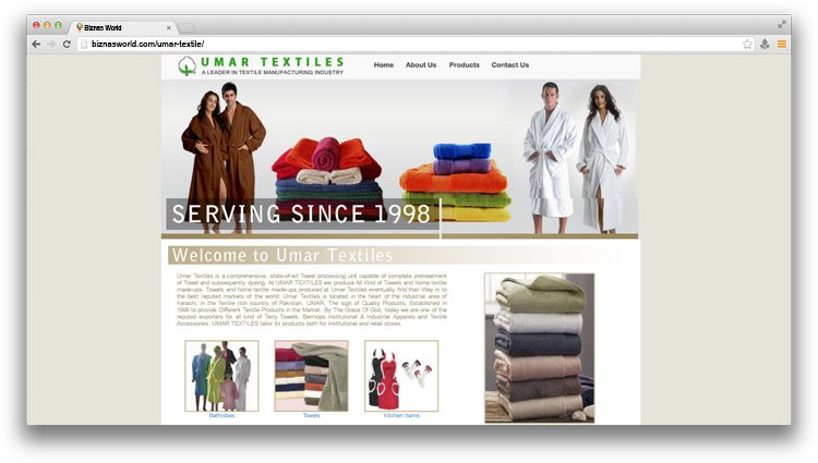 Umar Textile
