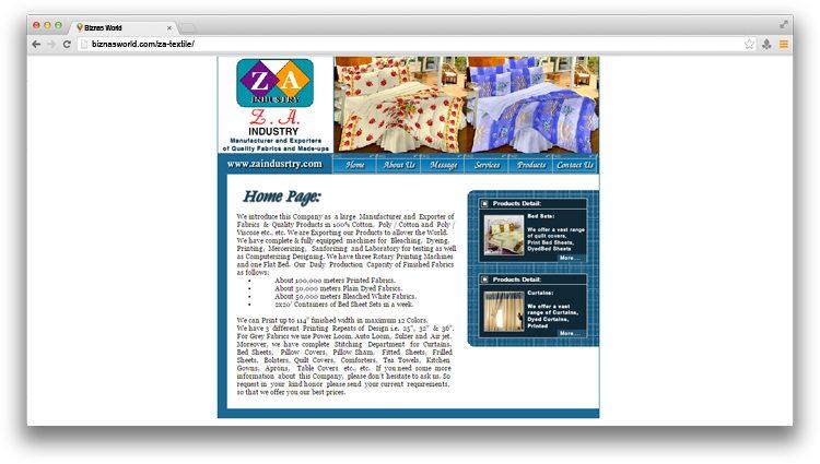 ZA Textile