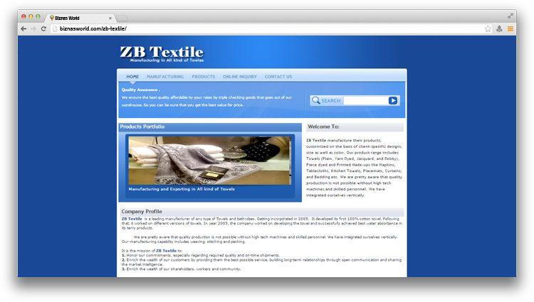 ZB Textile