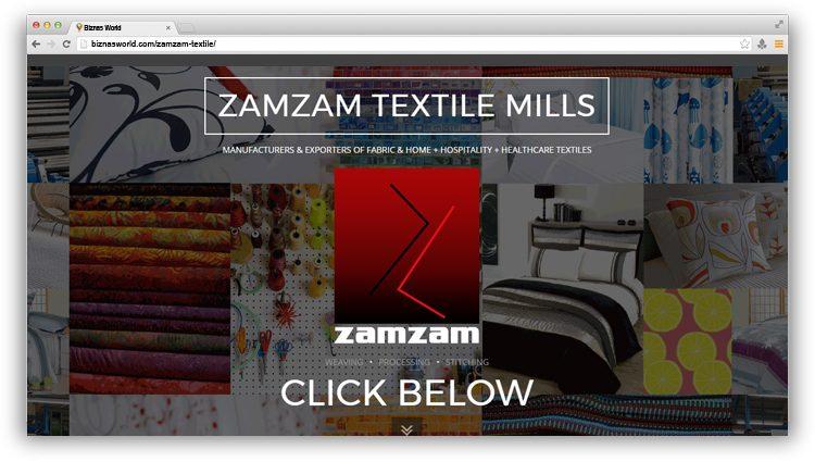 Zamzam Textile