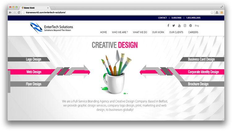 Enter Tech Solutions