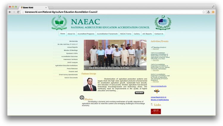 National Agriculture Education Accreditation Council