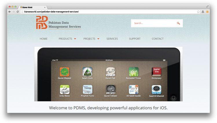 Pakistan Data Manaement Services