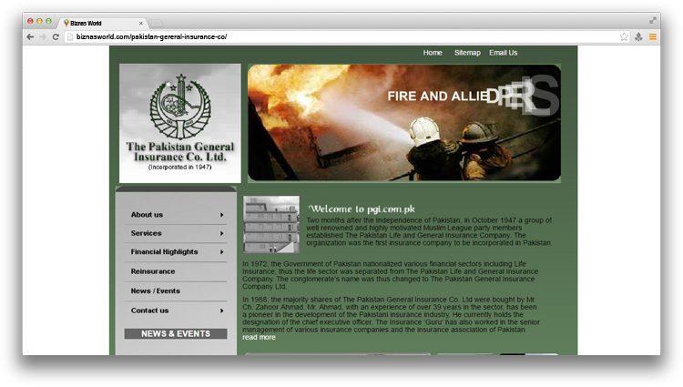 Pakistan General Insurance Company Ltd.