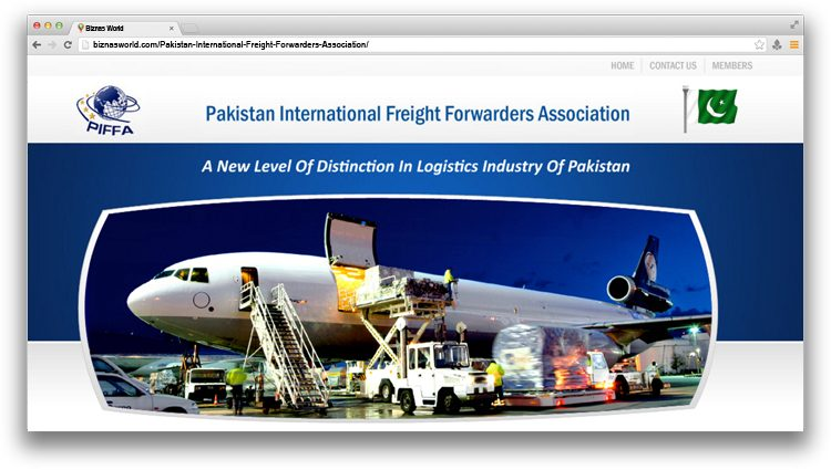 Pakistan International Freight Forwarders Association