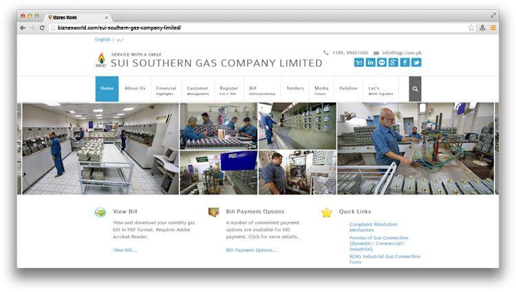 Sui Southern Gas Company